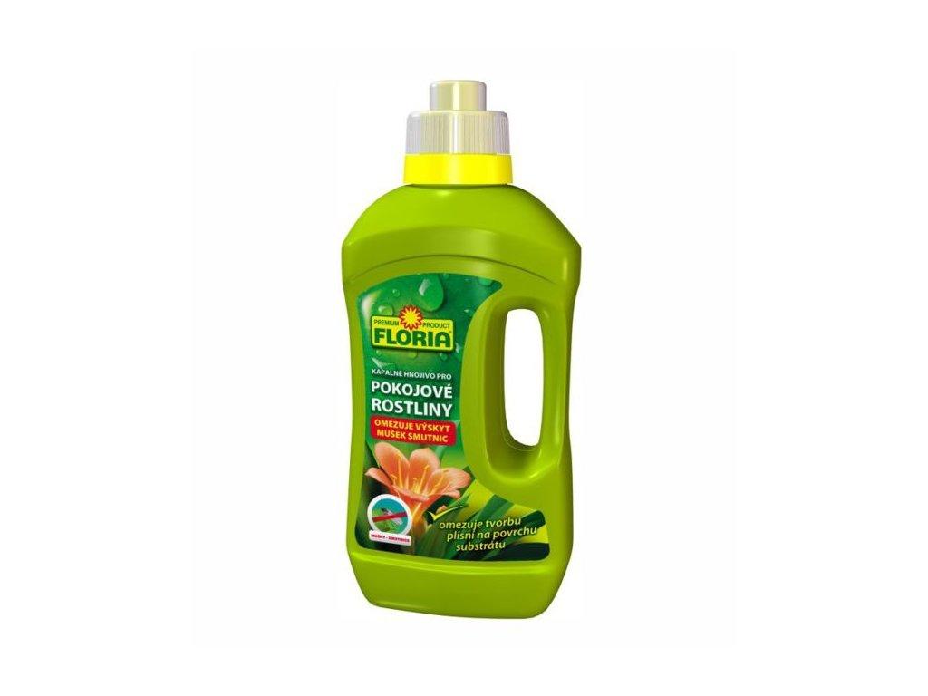 008350 FLORIA Kapalné hnojivo pro pokojové rostliny omezuje výskyt smutnic 05l 8594005009394 600x660