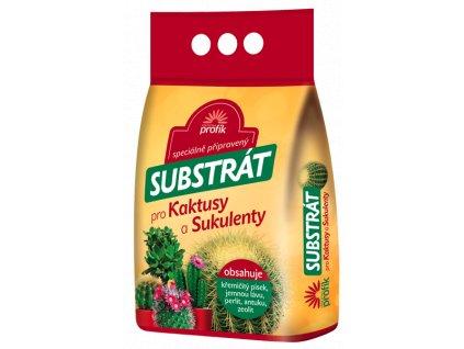 substrat kaktusy sukulenty 5l RGB lr