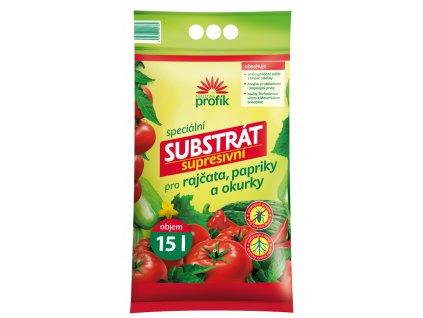 substrat supresivni rajcata 15L lr