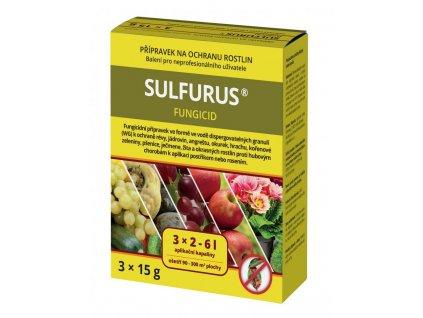 sulfurus 3x15