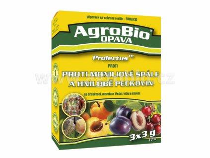 PROTI moniliové spále a hnilobě peckovin (Prolectus) 3x3g