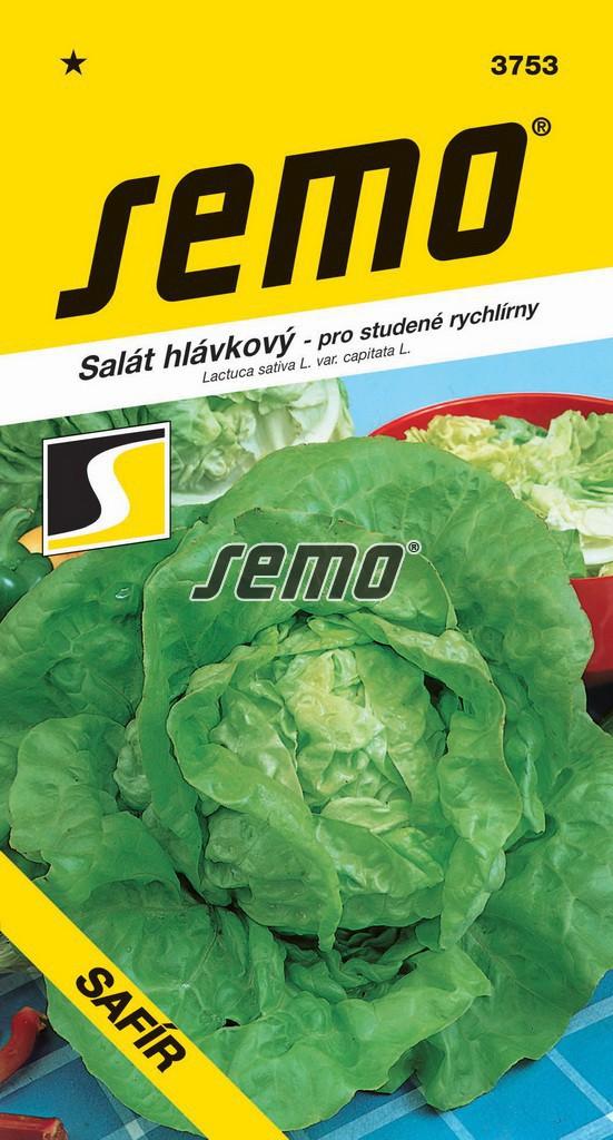 Salát Safír - k rychlení fol. a studené skleníky 0,4g