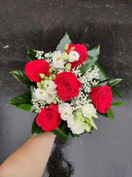 kytka na shop růže