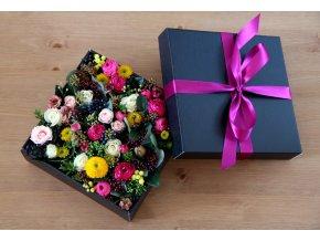 květinové kazety