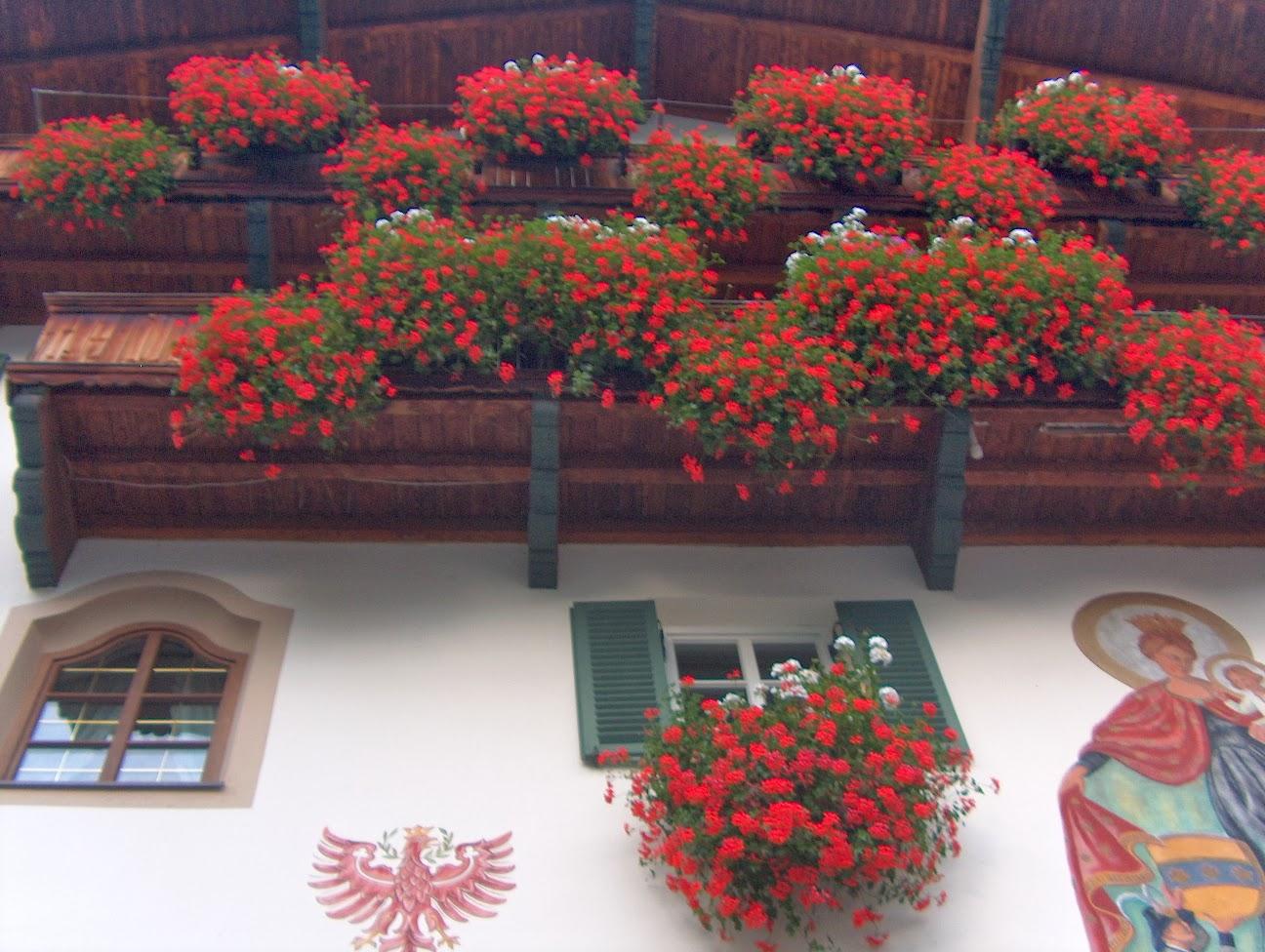 Terasy - balkony