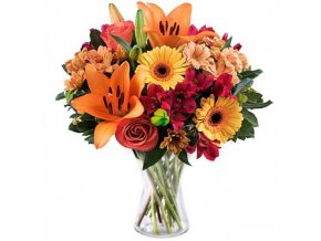 autumn flower bouquets galway 500x500
