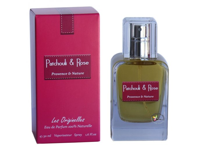 Patchouli Rose boite boute