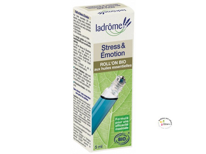 Roll-on stres&emoce - 5 ml BIO