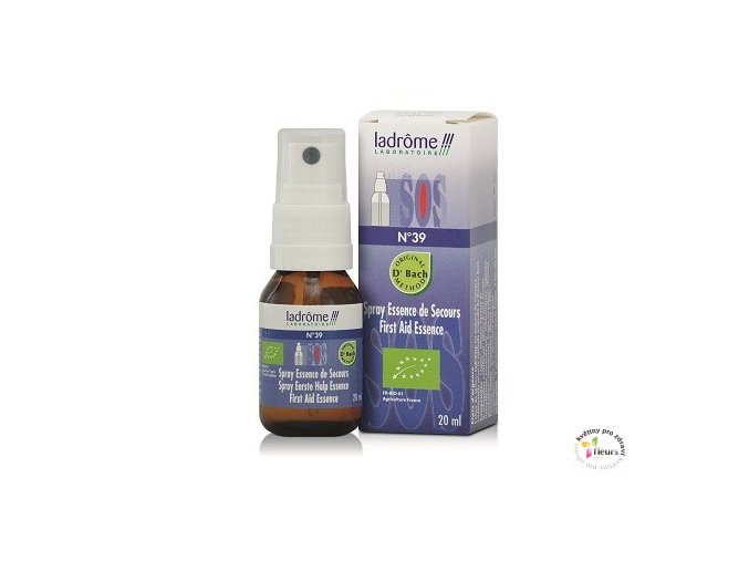 Ladrôme - Remedium salutare - Rescue esence sprej 20 ml