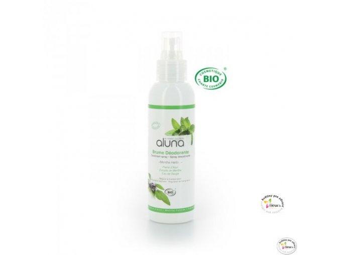 Aluna - sprej s aloe a mátou - Deodorant 100 ml