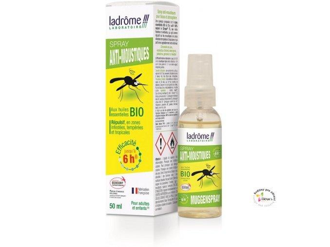Ladrôme - Sprej na ochranu proti hmyzu - 50 ml BIO