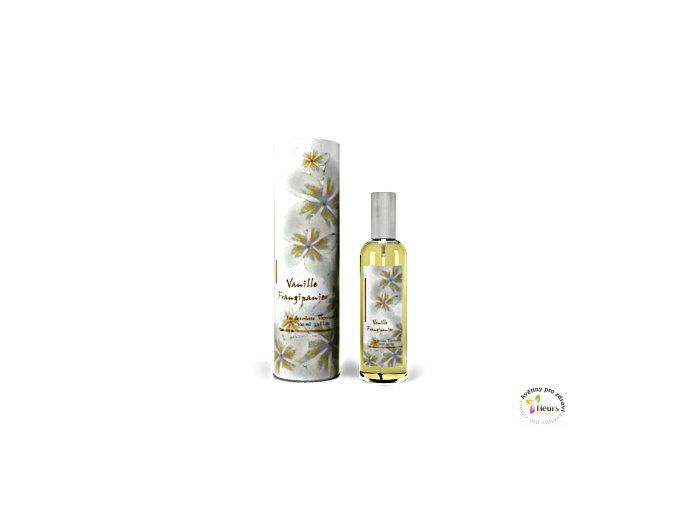 Provence et Nature - Vanilka frangipanier - toaletní voda 100 ml