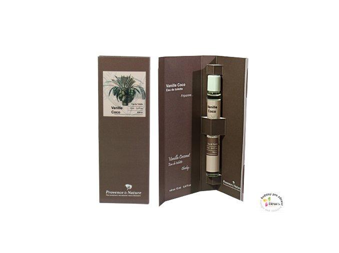 Provence et Nature - Vanilka kokos - Toaletní voda 100 ml