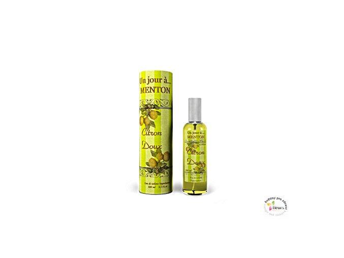 Provence et Nature - Citron Doux - toaletní voda 100 ml