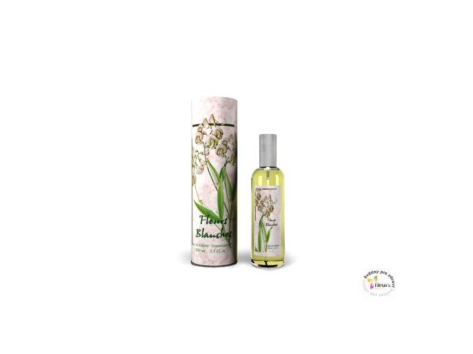Toaletní voda 100 ml - Fleurs blanches