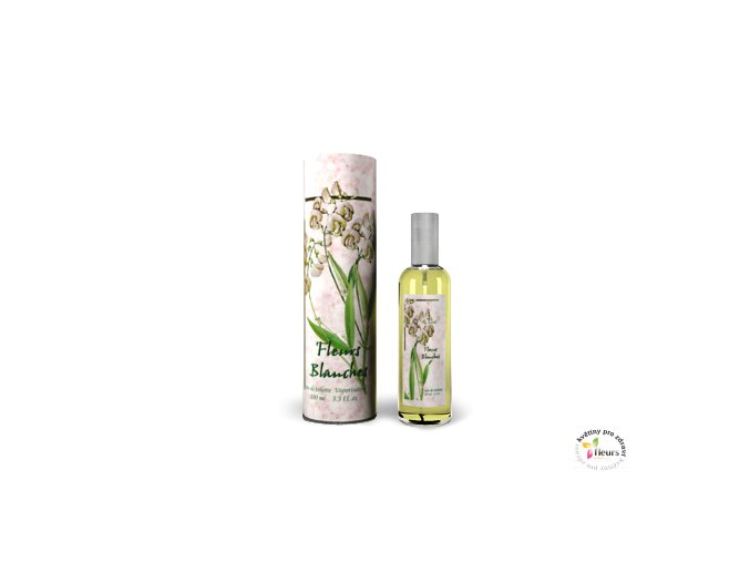 Provence et Nature - Fleurs blanches - toaletní voda 100 ml