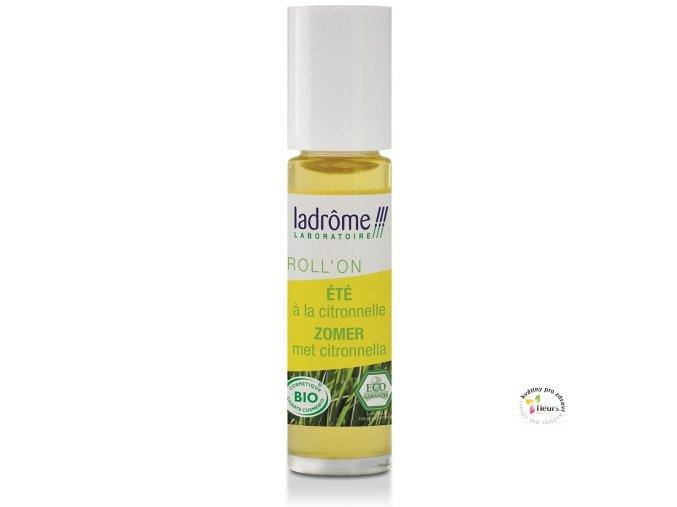 Repelent k ochraně proti hmyzu s citronelou - 10 ml BIO