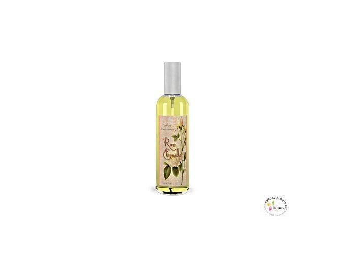 Provence et Nature - Růže - Parfém do interiéru 100 ml