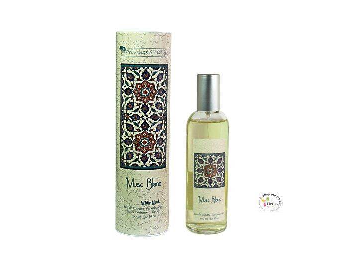 Provence et Nature  - Musc Blanc - toaletní voda 100 ml