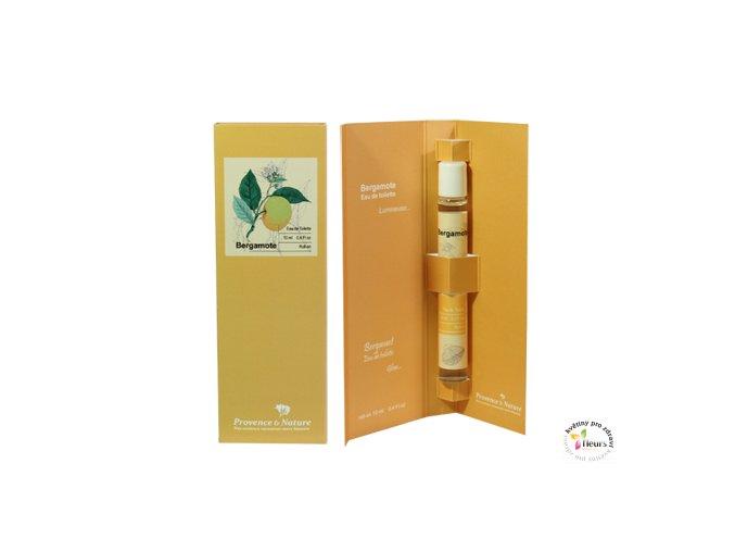 Provence et Nature - Bergamote - toaletní voda 10 ml