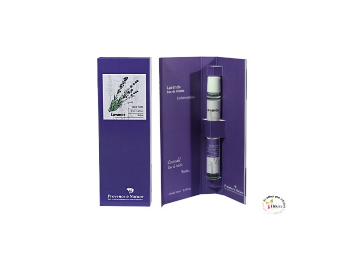 Provence et Nature - Lavande - Toaletní voda 10 ml