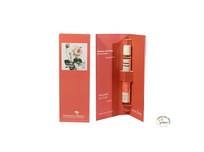 Provence et Nature - Pétales de Rose - toaletní voda 10 ml