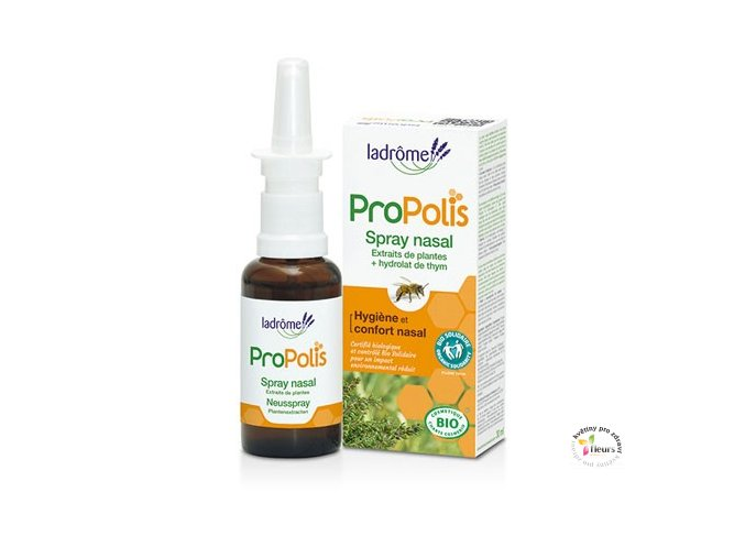 Ladrôme - Nosní sprej s propolisem - 30 ml BIO