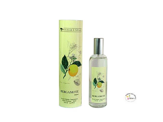 Provence et Nature - Bergamot - toaletní voda 100 ml