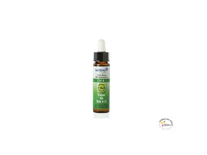ESENCE Dr. Bach - č. 22 Oak - Quercus robur