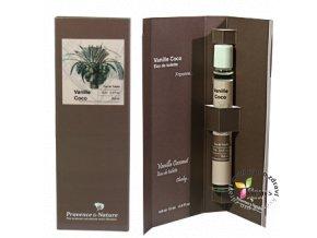 Toaletní voda 100 ml - Vanilka kokos