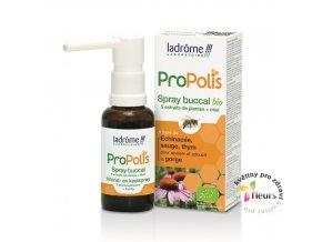 Ústní sprej s propolisem - 30 ml BIO