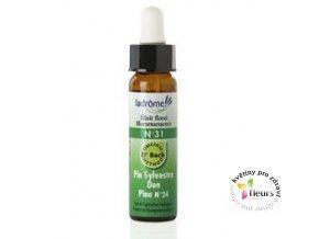 Ladrôme - ESENCE Dr. Bach - č. 24 Pine - Pinus sylvestris - 10 ml
