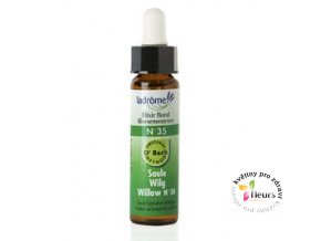 ESENCE Dr. Bach - č. 38 Willow - 10 ml
