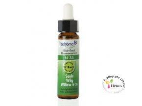 Ladrôme - ESENCE Dr. Bach - č. 38 Willow - 10 ml