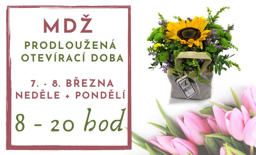 Květinářství MDŽ