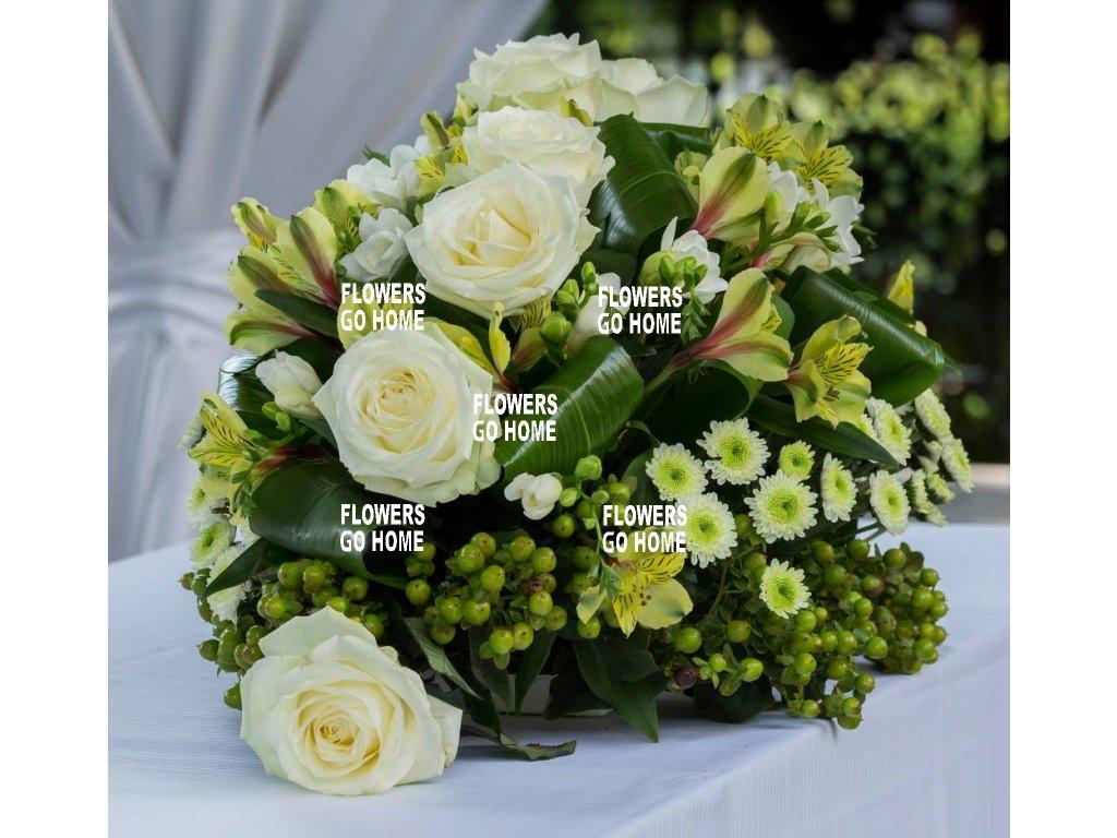 Svatebni Dekorace Www Kvetinyrozvoz Cz