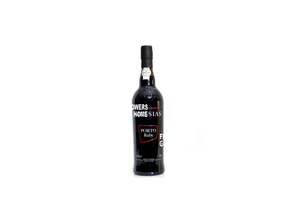 Portské víno MESSIAS RUBY