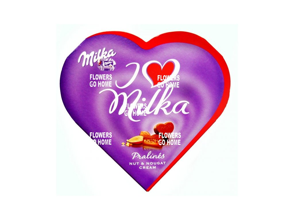 Milka I Love You