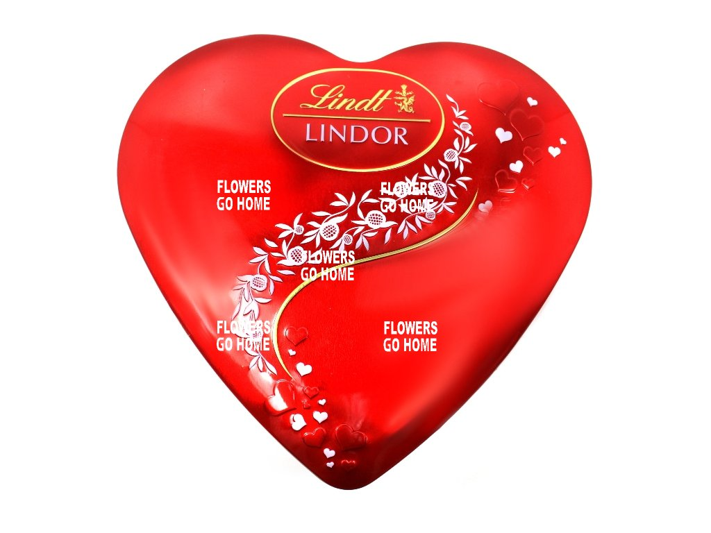Lindor srdce 212 g