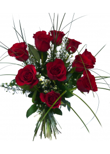 Kytice růží k narozeninám