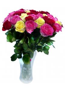 Kytice růží - mix