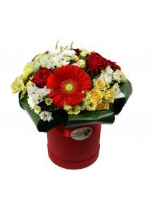 Flowerbox - květiny v krabici