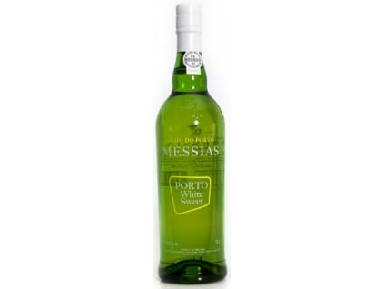Portské víno MESSIAS WHITE SWEET