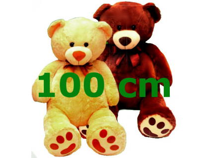 Plyšový medvěd 100cm