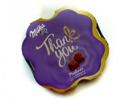 Milka Thank You