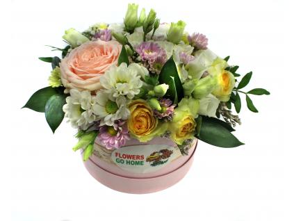 Květinová krabička 15 cm