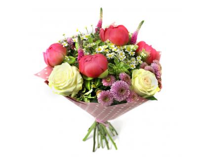 Květina pro maminku