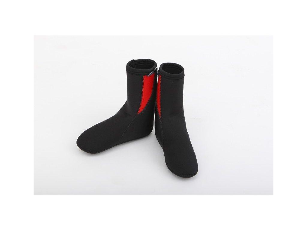 Neoprenové ponožky EVER DIVE 3 mm