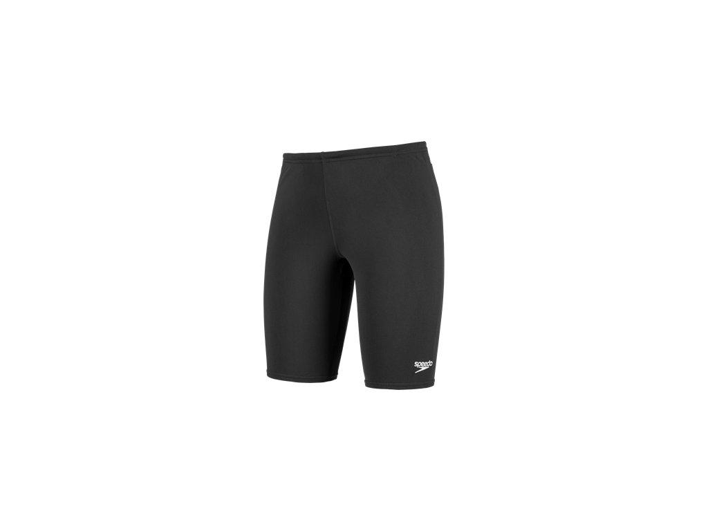 Plavky Speedo ESSENTIAL ENDURANCE+ JAMMER černá chlapecké s nohavičkou