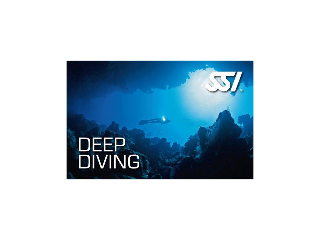Kurz hloubkového potápění Deep Diving